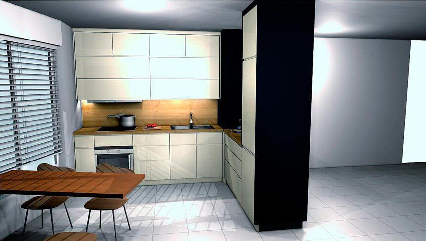 kuchnia 1 projekt